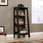 Trestle Jamocha 3-Shelf Bookcase