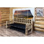 Twin Day Bed w/ Pop Up Trundle Bed – Montana