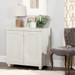 Two-Door Storage Cabinet – Hopedale