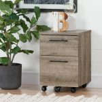 Two-Drawer Mobile File Cabinet – Munich
