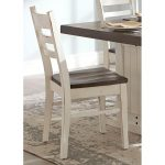 Two-Tone French Country Dining Chair – Bourbon County Collection