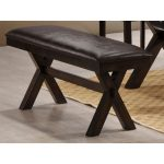 Walnut Dining Bench – Austin Collection
