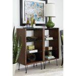 Warm Brown Modern Bookcase – Dalton