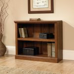 Washington Cherry 2-Shelf Bookcase