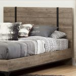 Weathered Oak Full/Queen Headboard – Valet