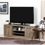 Weathered Oak TV Stand for TVs up to 60 Inch – Kanji