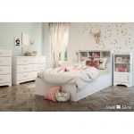 White 4-Drawer Chest – Callesto