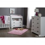 White Changing Table – Fundy Tide