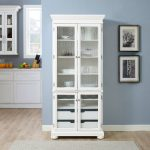 White Kitchen Pantry – Alexandria