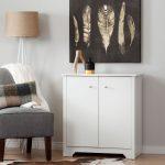 White Storage Cabinet – Vito