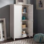 White Tall Storage Unit – Aero