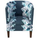 Windy Corner Indigo Tub Chair