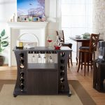 Wine Rack with Buffet