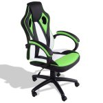 Executive High Back PU Leather Swivel Gaming Chair
